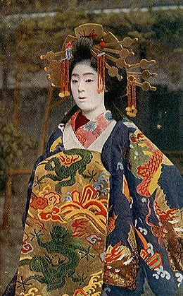 estereotipos imagenes geishas prostitutas