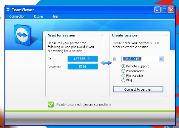 DOWNLOAD TEAM VIEWER FOR YOU