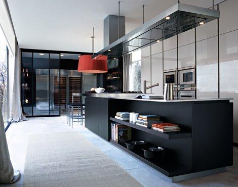 Iluminacion interior iluminacion lamparas luces for Italian modular kitchen designs