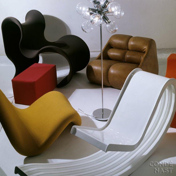 Muebles retro vintage muebles modernos baratos for Vintage 70s chair