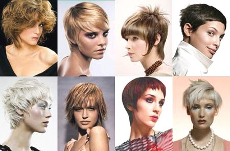 Bald, shaved or buzzed hairs can be considered to be very short hairstyles