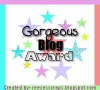 AWARD Gorgeous Blog from Mirella