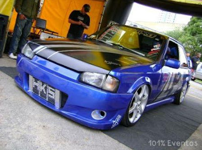carro ford tuning
