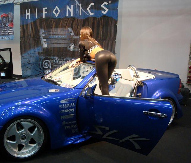 Carros E Mulheres Mulher Tunados Bina O Ideal As