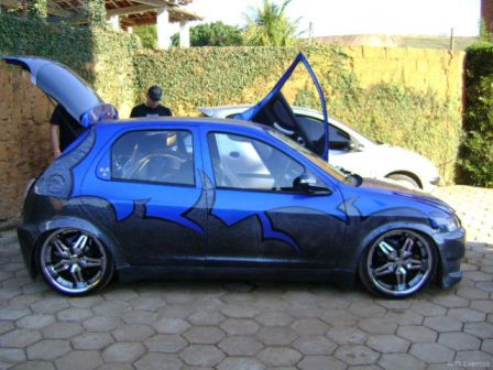 carro extremo tuning