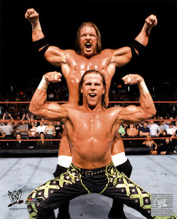 D Generation X Commonly Known As DX Is An On And Off Professional Wrestling Tag Team Formerly A Stable For World Entertainment