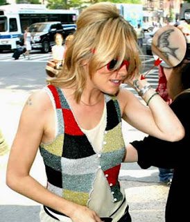 Sienna Miller star tattoos