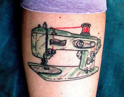 image of Arm tattoo