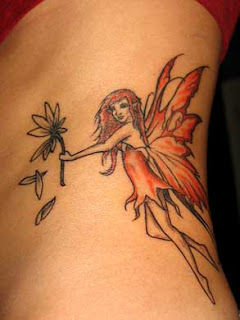 Amy brown fairy tattoo images