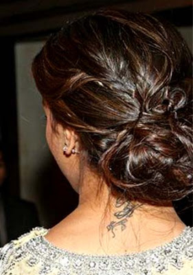 deepika padukone tattoo pictures