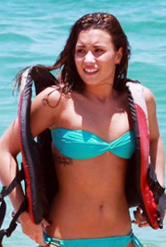 Demi Lovato Sister on Demi Lovato Got New Tattoo Design   Tattoo Designs