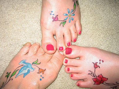 Generally people who opt for family-tattoos want to show to the world of how