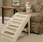 Picture of pet stairs