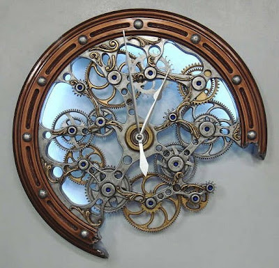 Somethin Odd Awesome Clocks And Watches