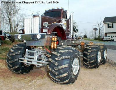 Weird News Very Weird And Strange Giant Trucks