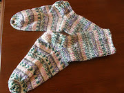My Other Blog (Click on the Sock Photo)