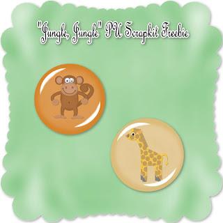 http://digi-scrappers.blogspot.com/2009/09/jungle-jungle-pu-scrapkit-freebie.html