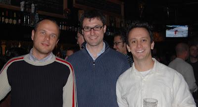 Joel, Ryan, Pete