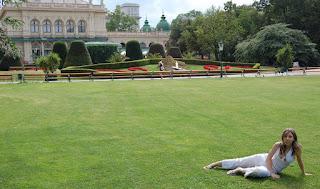 Mirena in Stadtpark