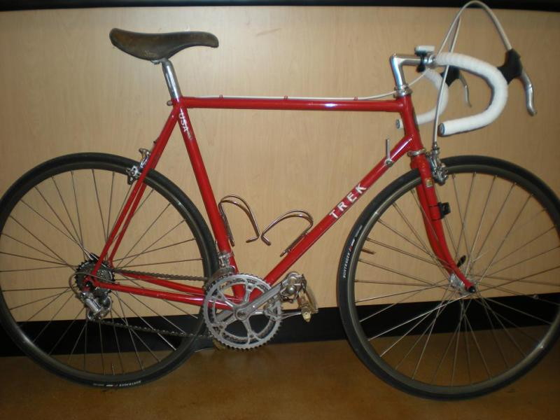 Eddy Merckx EMX1 Road Bike Around East Wallingford