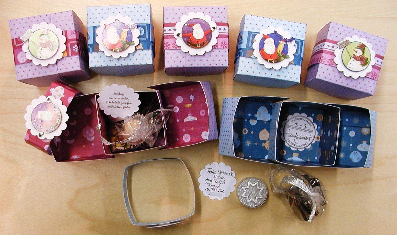 Steffies hexenhaus weihnachten f hlen geschenkboxen - Geschenk erzieherin weihnachten ...