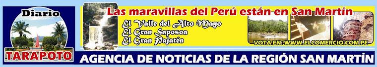 Noticias de Tarapoto