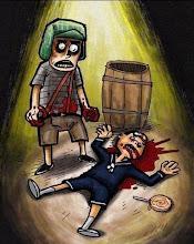 Este colapsó porque no se desquitó en Limpieza de Muertos!!