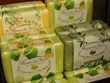 Deilige såper fra Franske Panier des Sens