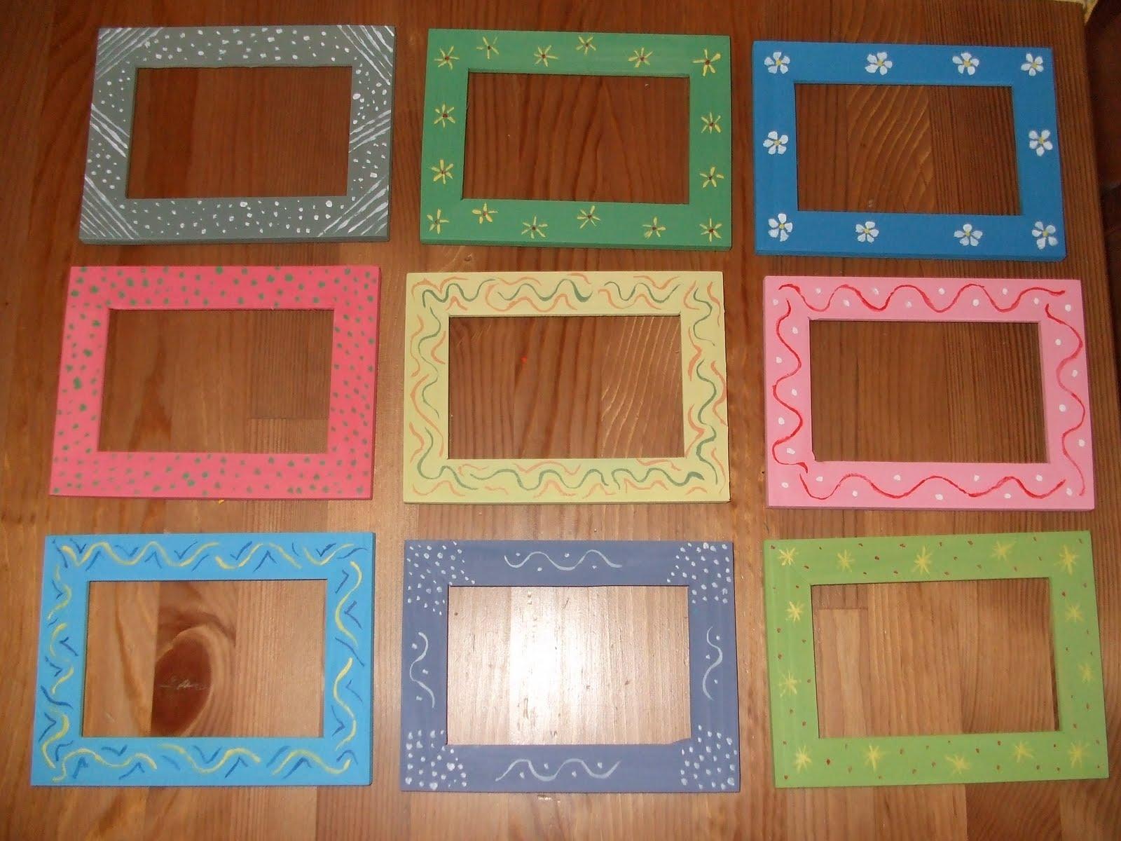 Qu familia marcos decorados - Marcos decorados ...