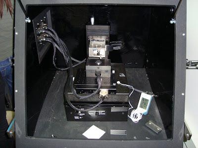 Nanomagnetics marka bir Atomik Kuvvet Mikroskopları
