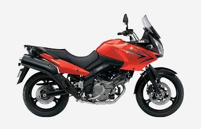 2010 Suzuki DL 650 V-Storm Picture