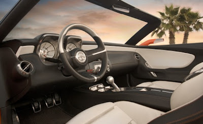 2011 Chevrolet Camaro Convertible Interior