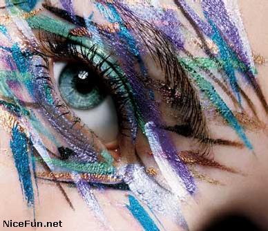 cool eye makeup tricks. cool eye makeup pictures. cool