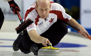 Kevin Martin Canada Curling