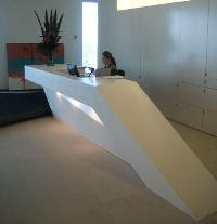 Interior Decorator Jobs on Interior Job Ideas By Kokyat  Reception Desk