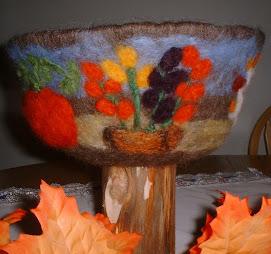 Adirondack Art Bowl