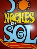 Noches Con Sol Todo los días de lunes a viernes de 8:00 a 9:00 pm
