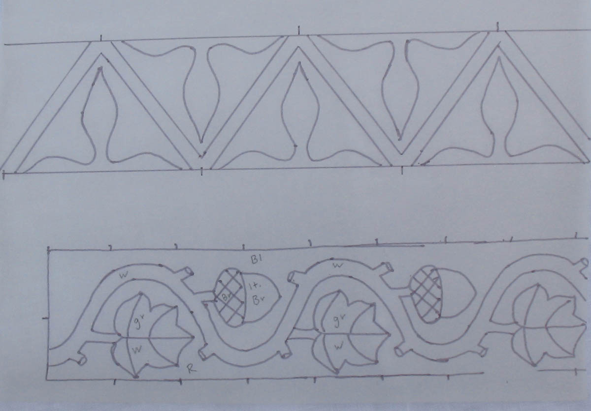 [klosterstitch+cuff+design]