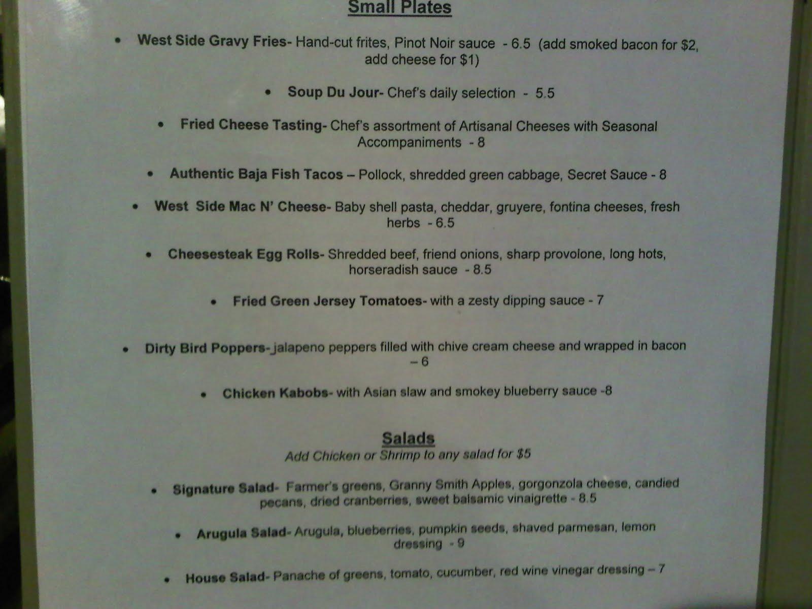 Jersey Foodies: West Side Gravy - Collingswood, NJ
