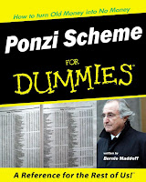 Ponzi scheme for dummies