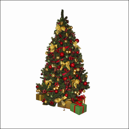 Navidad diferentes dise os de arbol de navidad - Diseno de arboles de navidad ...