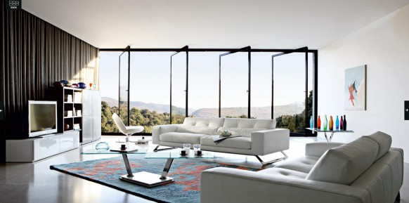 Dise o de salas de lujo ideas e inspiraci n de roche bobois luxury living rooms ideas - Converteerbare rock bobois ...