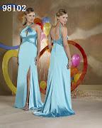 Vestidos de fiestas de noche muy elegantes vestido strapless fucsia