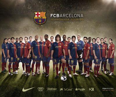 barcelona fcb. arcelona fc wallpaper 2009.