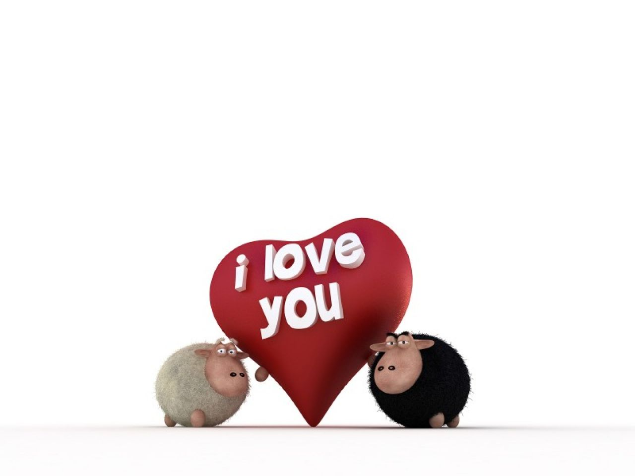 Fondos de pantalla 3D con movimiento de el dia de San Valentín ...