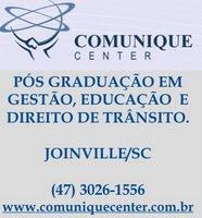 Pós Graduação em Trânsito - Joinville/SC