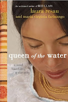 book cover of The Queen of Water by Laura Resau