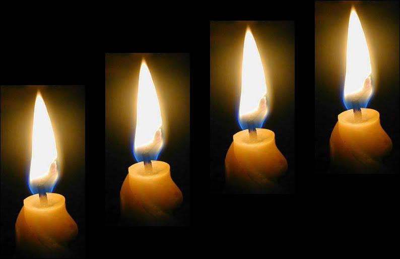 Ya viene la Navidad,cantemos con alegria. 4+velas