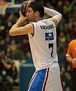 Kostas Vasileiadis en el Obradoiro
