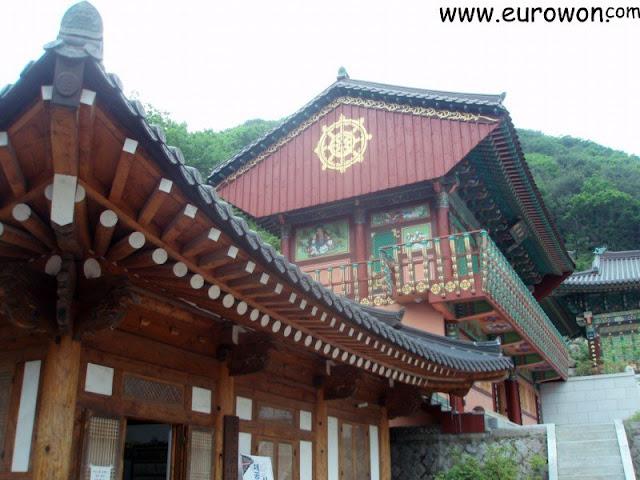 Templo Gwanamsa de Daegu